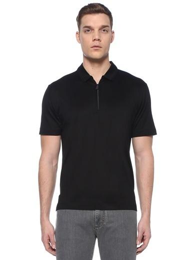 Canali Tişört Siyah
